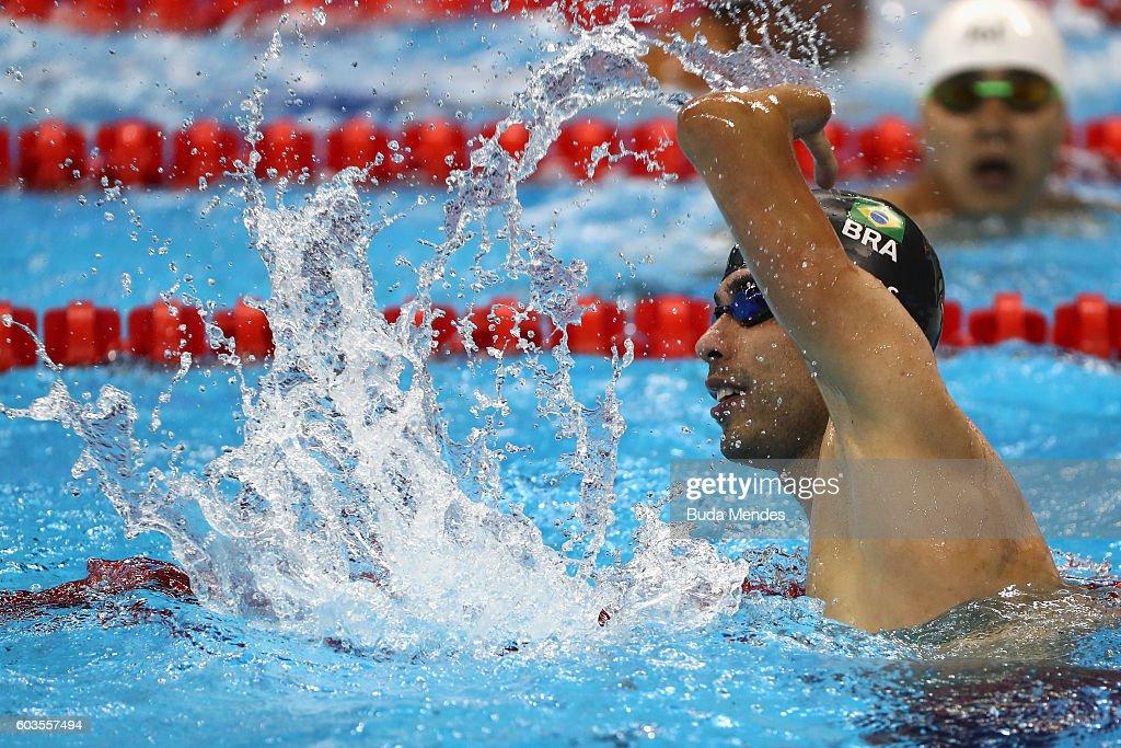 2016 Rio Paralympics - Day 5 : News Photo