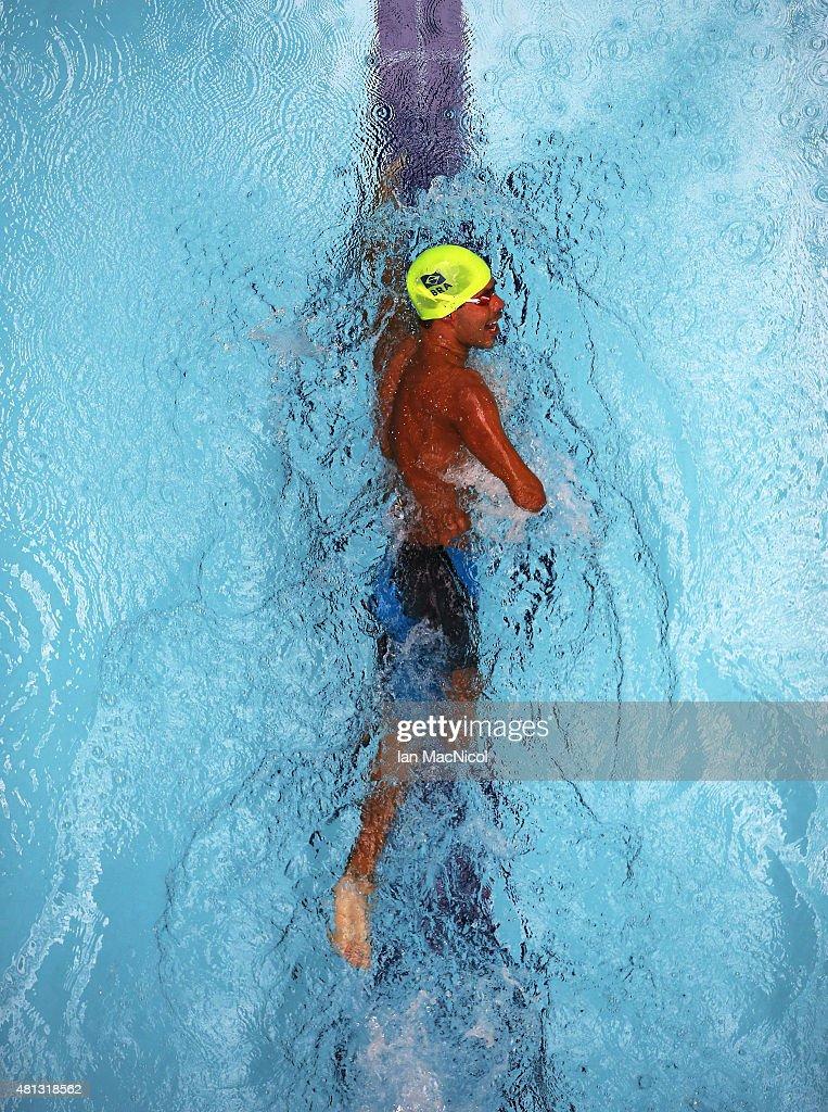 IPC Swimming World Championships - Day Seven : ニュース写真
