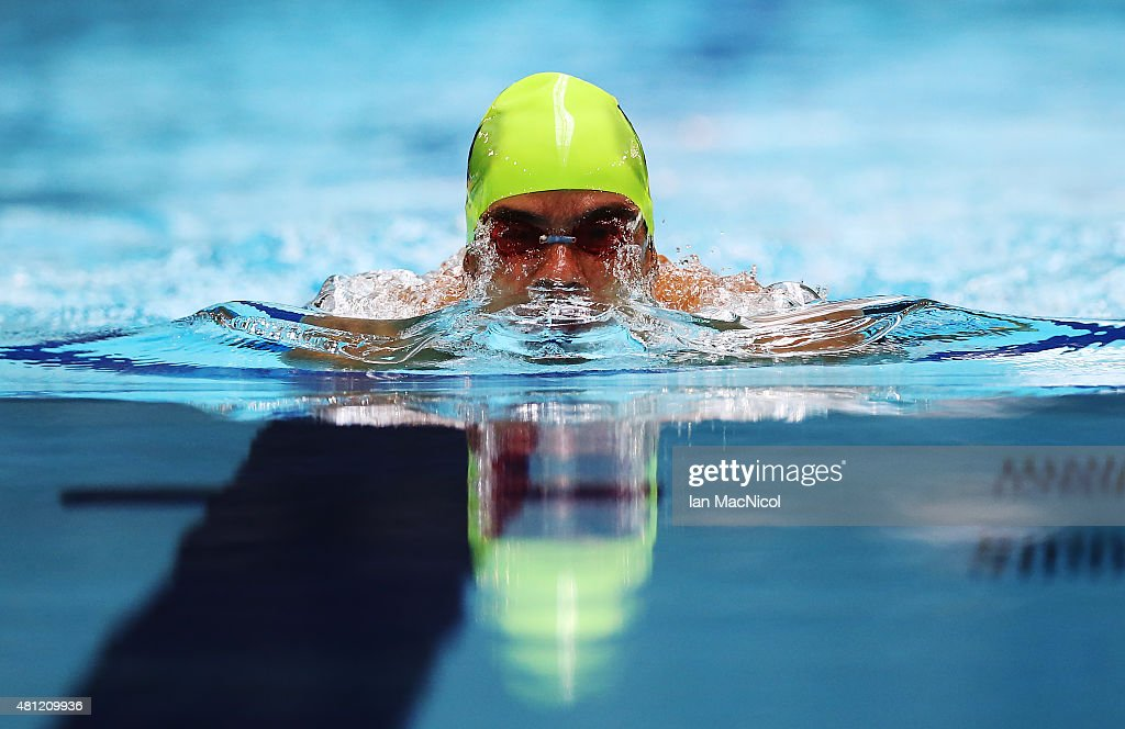 IPC Swimming World Championships - Day Six