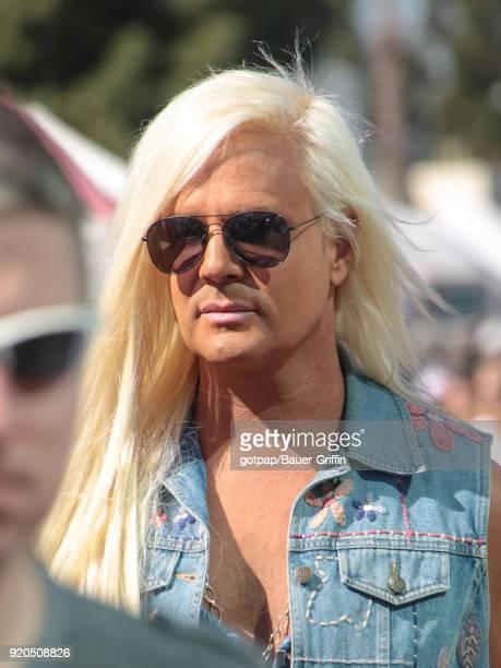 Daniel DiCriscio is seen on February 18 2018 in Los Angeles California