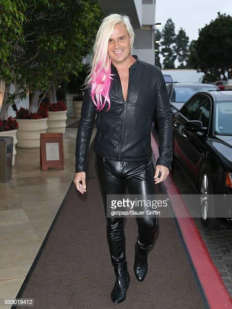 Daniel DiCriscio is seen on May 19 2016 in Los Angeles California