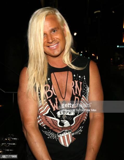 Daniel DiCriscio is seen on May 22 2017 in Los Angeles CA