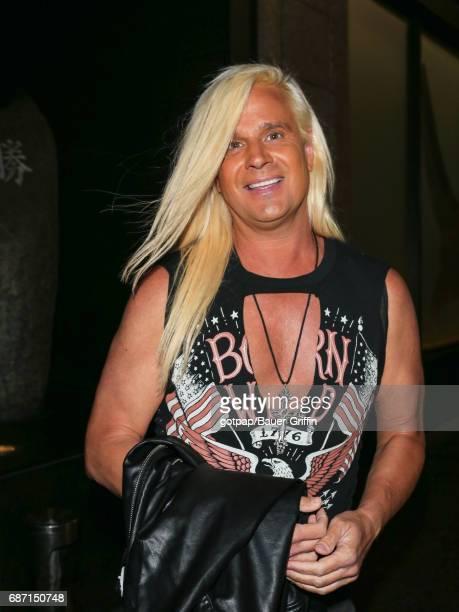 Daniel DiCriscio is seen on May 22 2017 in Los Angeles California