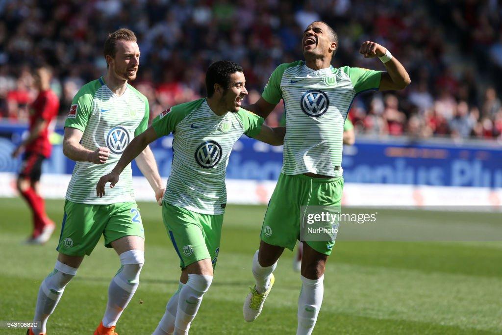 Sport-Club Freiburg v VfL Wolfsburg - Bundesliga : News Photo