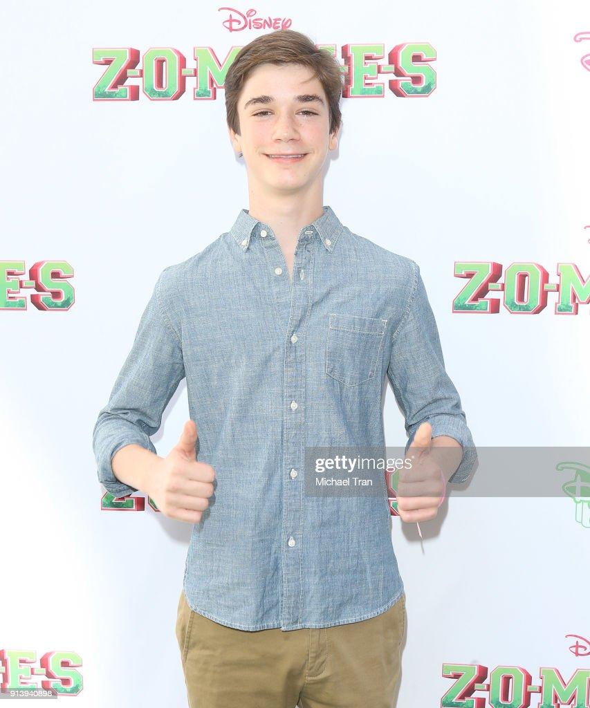 "Premiere For Disney Channel's ""Zombies"" - Arrivals"