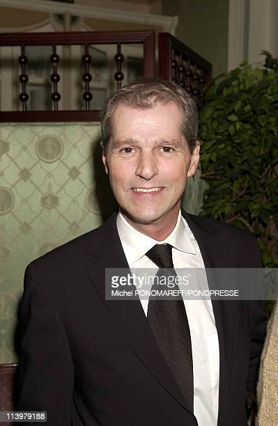 Daniel Dion attends Therese Dion mother of Superstar Celine Dion launching her autobiography In Montreal Canada On November 07 2006Daniel Dion...
