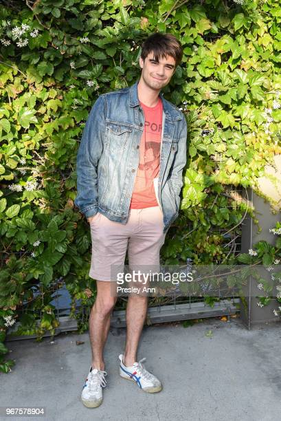 Daniel Doheny attends Special Screening And QA For Netflix's 'Alex Strangelove' at Los Angeles LGBT Center on June 4 2018 in Los Angeles California