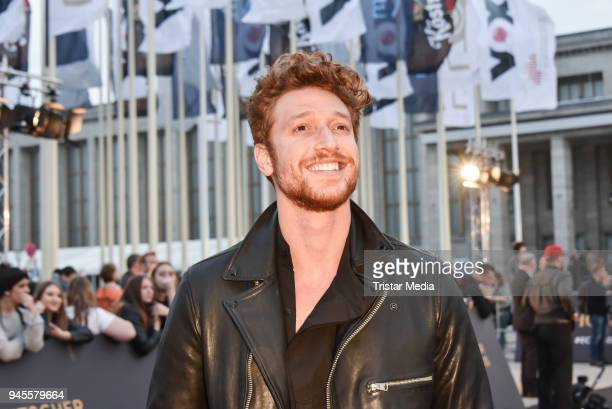 Daniel Donskoy arrives at the Echo Award 2018 at Messe Berlin on April 12 2018 in Berlin Germany