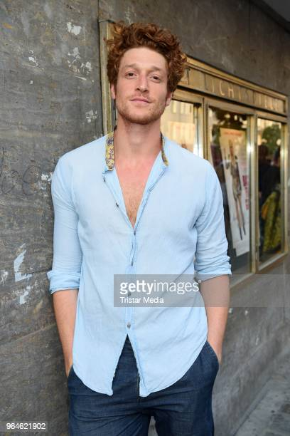 Daniel Donskoy attends the 'Back for Good' premiere on May 31 2018 in Berlin Germany