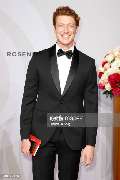 Daniel Donskoy attends the Rosenball charity event at Hotel Intercontinental on May 5 2018 in Berlin Germany
