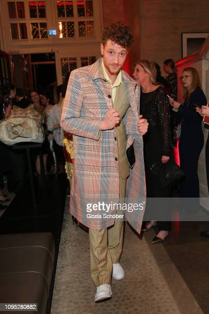 Daniel Donskoy during the Berlin Opening Night by GALA UFA Fiction at hotel Das Stue on February 7 2019 in Berlin Germany