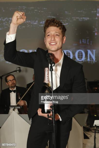 Daniel Donskoy during the Moet Academy Night on March 4 2018 in Berlin Germany
