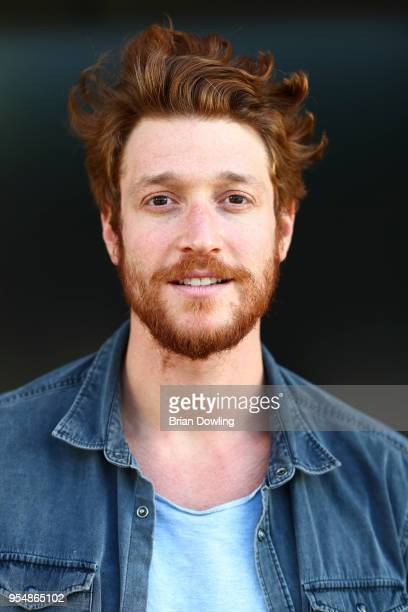 Daniel Donskoy poses for a portrait on May 4 2018 in Berlin Germany
