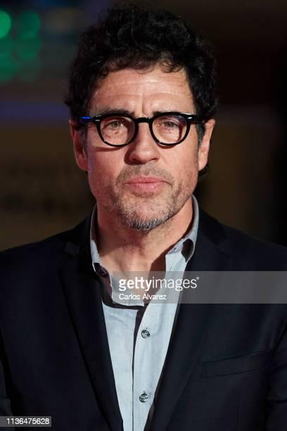 Daniel Ecija attends 'Malaga Sur' 2019 award at the Cervantes Theater on March 17 2019 in Malaga Spain