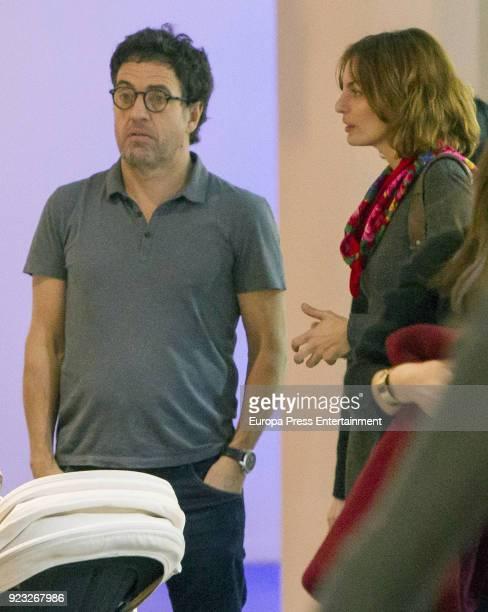 Daniel Ecija attends the International Contemporary Art Fair ARCO 2018 at Ifema on February 22 2018 in Madrid Spain