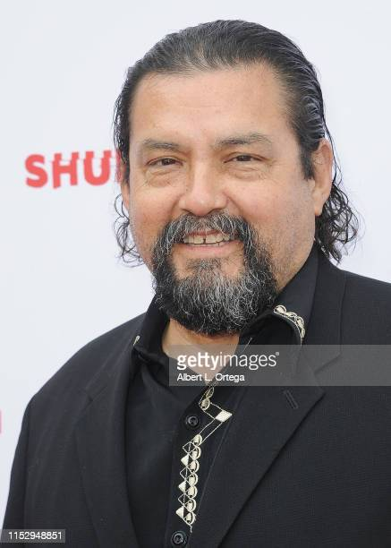 Daniel Edward Mora attends the 6th Annual Etheria Film Showcase held at American Cinematheque's Egyptian Theatre on June 29 2019 in Hollywood...