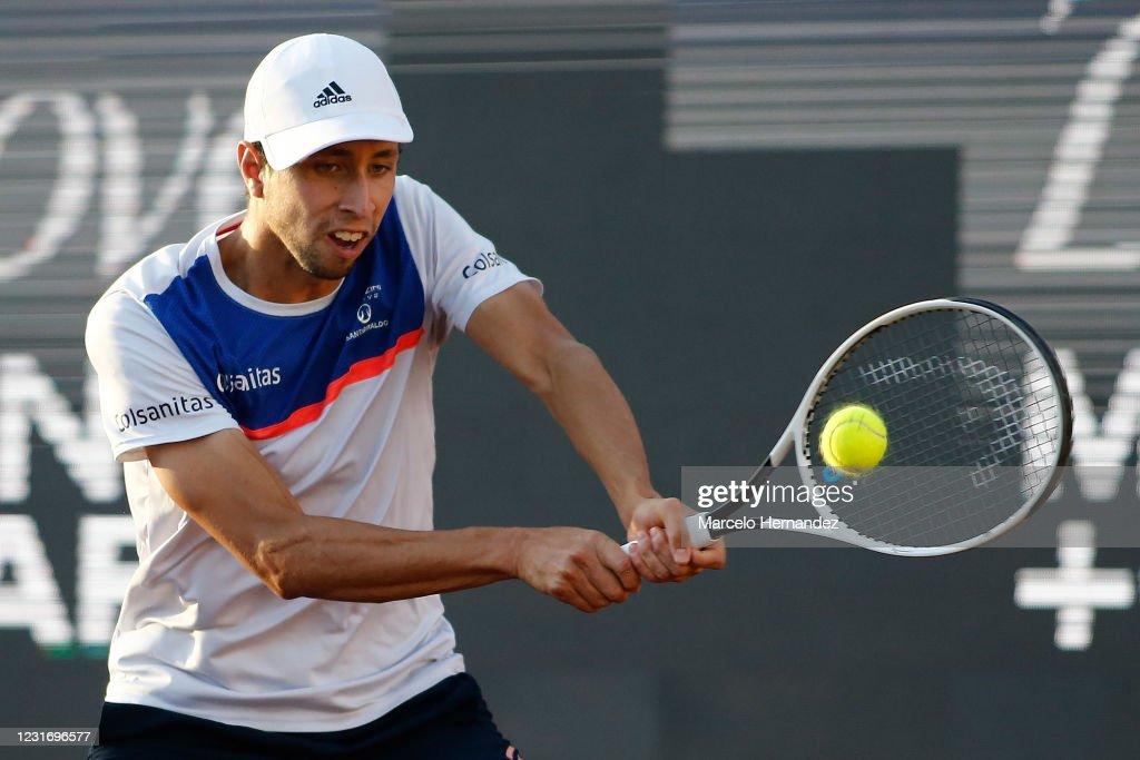 ATP 250 Santiago de Chile - Semis : News Photo