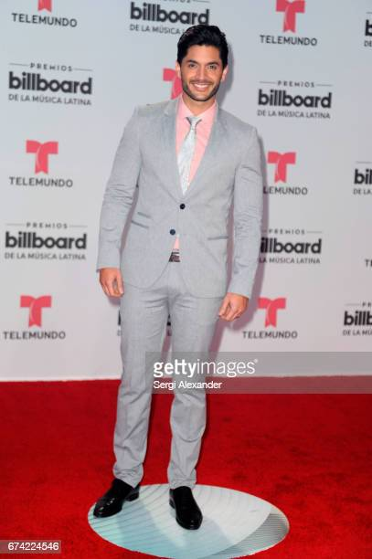 Daniel Elbittar attends the Billboard Latin Music Awards at Watsco Center on April 27 2017 in Coral Gables Florida