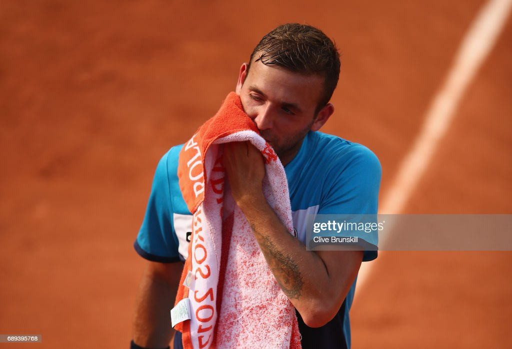 2017 French Open - Day One : News Photo