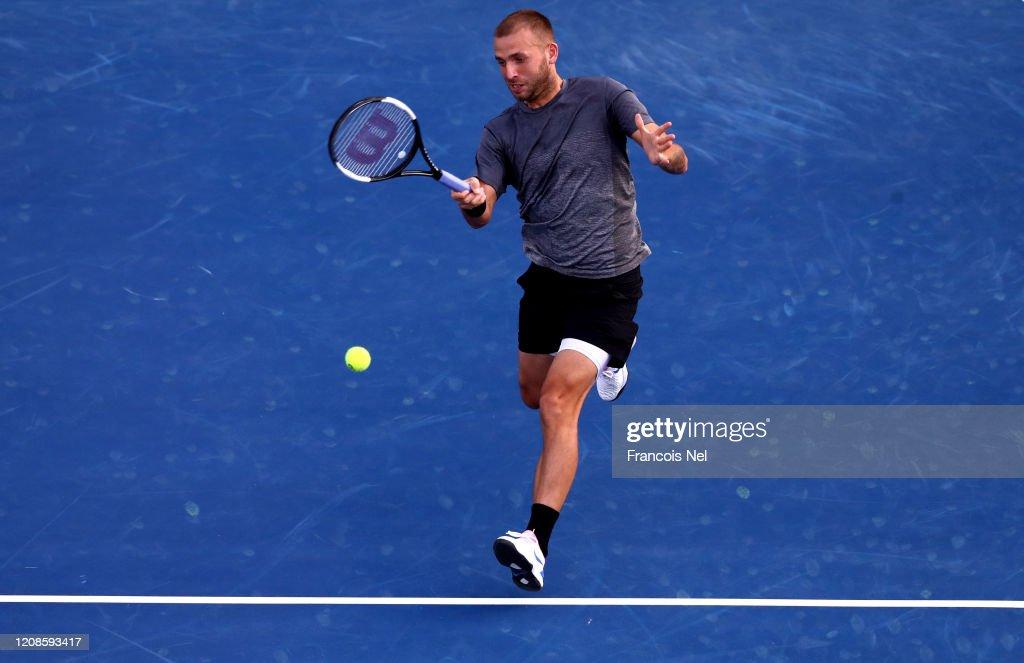 Dubai Duty Free Tennis - Day Nine : News Photo