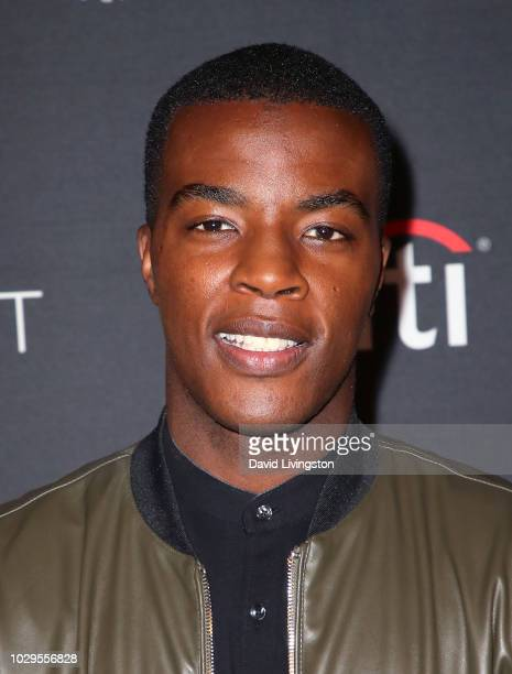 """Daniel Ezra from """"All American"""" attends The Paley Center for Media's 2018 PaleyFest Fall TV Previews - The CW at The Paley Center for Media on..."""