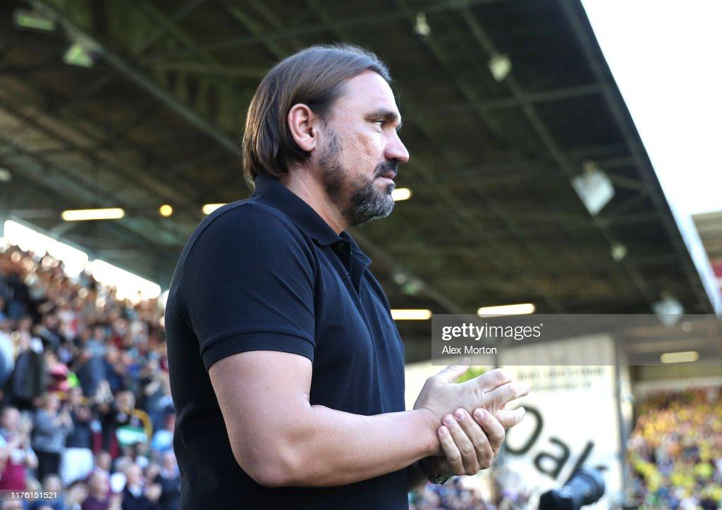 Burnley FC v Norwich City - Premier League : News Photo