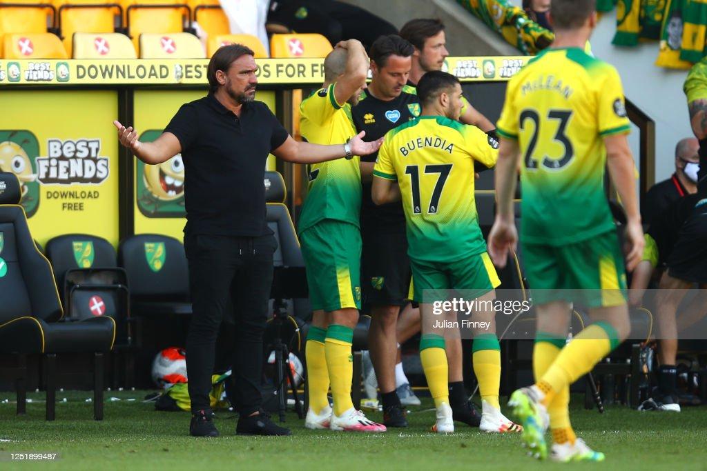 Norwich City v Everton FC - Premier League : News Photo