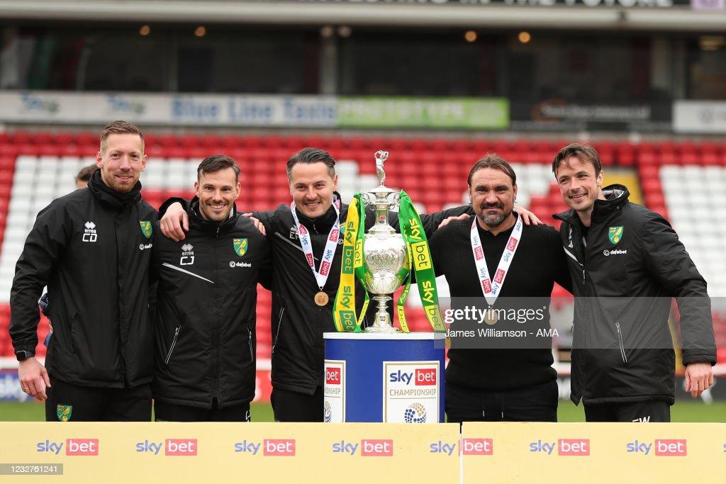 Barnsley v Norwich City - Sky Bet Championship : News Photo