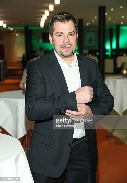 Daniel Fehlow attends the TakeOff Award 2016 on November 12 2016 in Berlin Germany The TakeOff Award has been awarded since 2012 for exceptional...