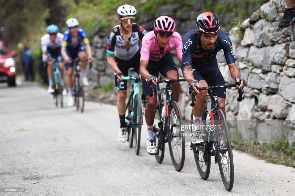 104th Giro d'Italia 2021 - Stage 20 : ニュース写真