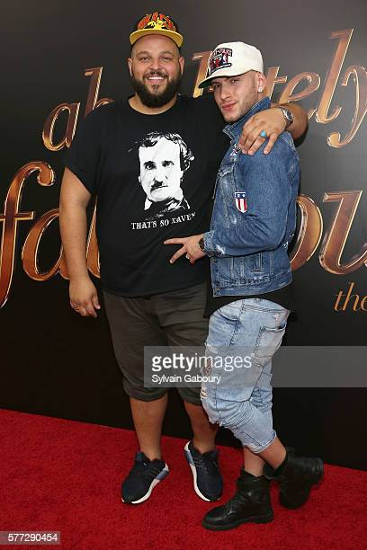 Daniel Franzese and Joseph Bradley attend Fox Searchlight Pictures presents the New York premiere of 'Absolutely Fabulous The Movie' at SVA Theater...
