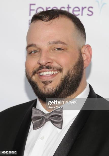 Daniel Franzese attends Gay Men's Chorus Of Los Angeles 6th Annual Voice Awards at JW Marriott Los Angeles at LA LIVE on May 20 2017 in Los Angeles...