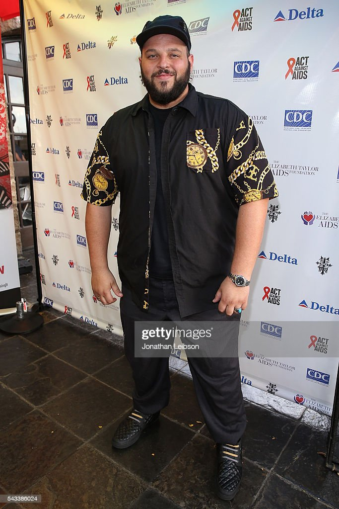 Daniel Franzese attends The Elizabeth Taylor AIDS Foundation Co-hosts National HIV testing Day With The CDC's Act Against AIDS at The Abbey in West Hollywood at The Abbey on June 27, 2016 in West Hollywood, California.