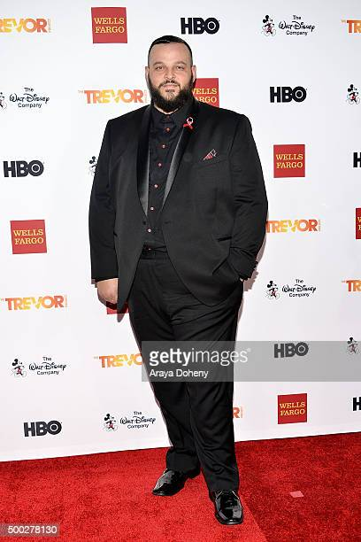 Daniel Franzese attends the TrevorLIVE LA 2015 event at Hollywood Palladium on December 6 2015 in Los Angeles California