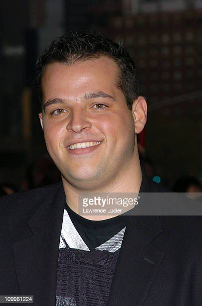Daniel Franzese during Mean Girls New York Premiere at Loews Lincoln Square Theatre in New York City New York United States