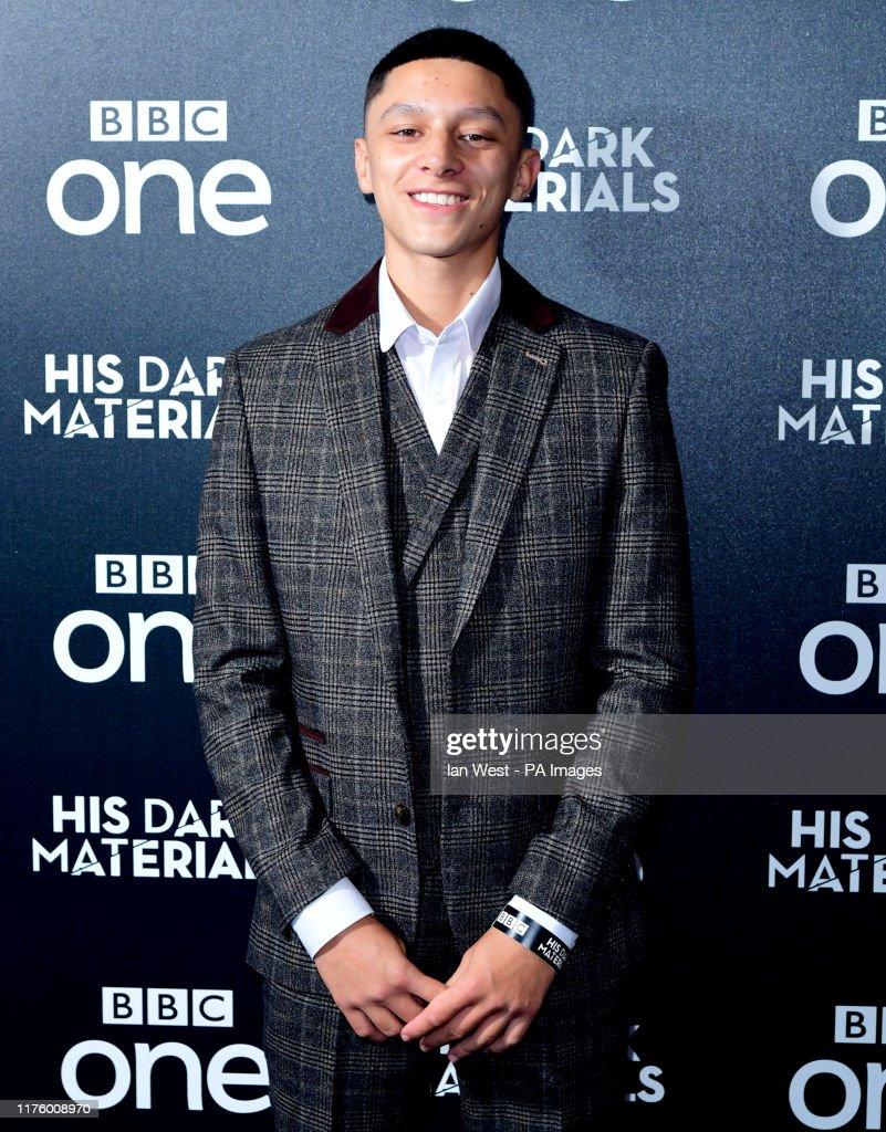 His Dark Materials Premiere - London : News Photo