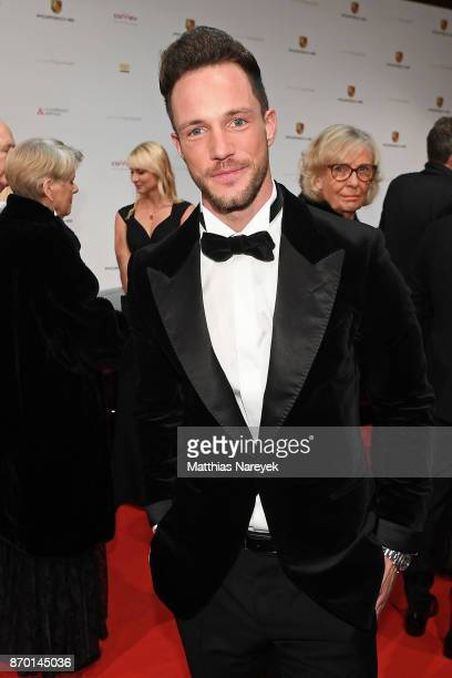 Daniel Fuchs attends the Leipzig Opera Ball on November 4 2017 in Leipzig Germany