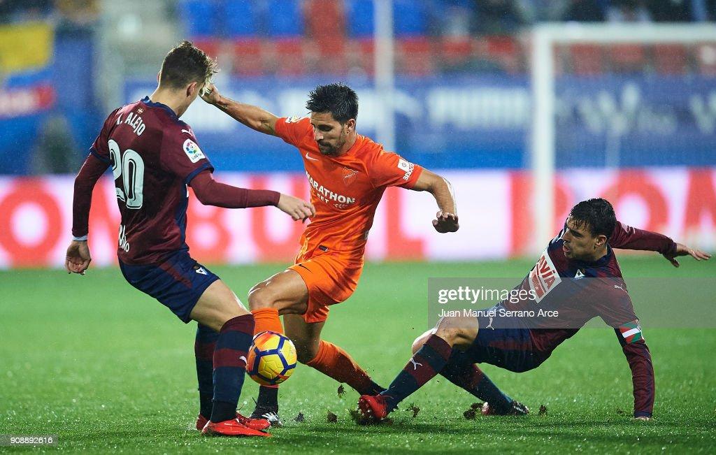 Eibar v Malaga - La Liga