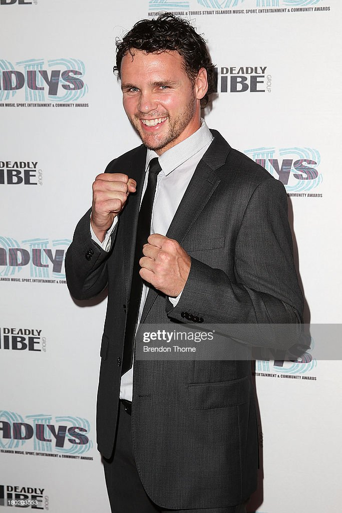 2013 Deadly Awards - Arrivals