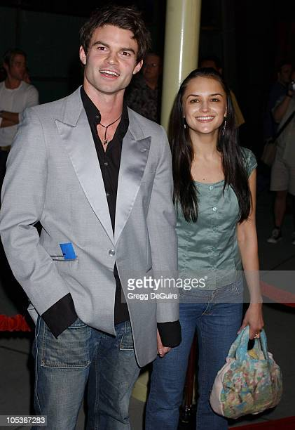 Daniel Gillies and Rachael Leigh Cook during The United States Of Leland Los Angeles Premiere at Arclight Theatre in Hollywood California United...