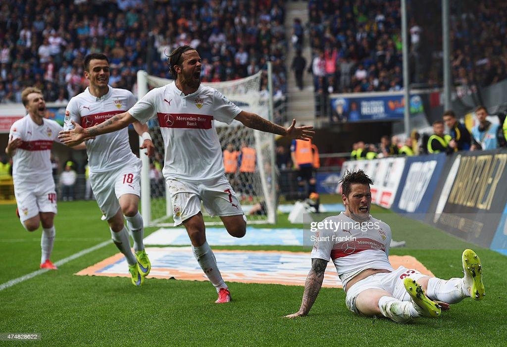 SC Paderborn 07 v VfB Stuttgart - Bundesliga : News Photo