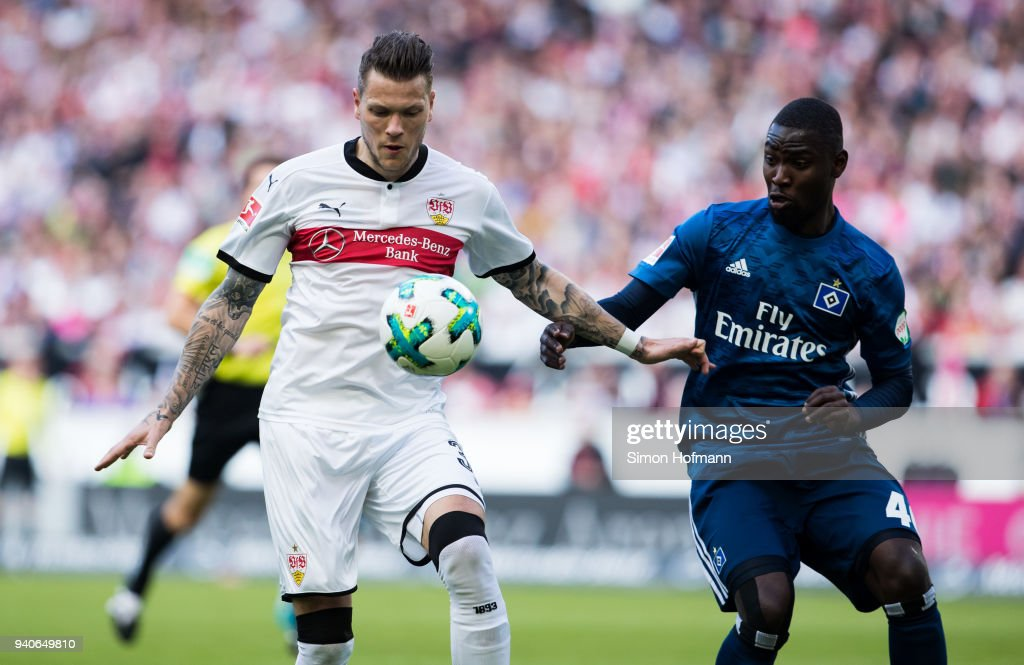 VfB Stuttgart v Hamburger SV - Bundesliga : News Photo