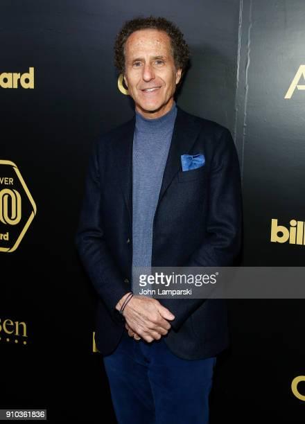 Daniel Glass attends 2018 Billboard Power 100 List at Nobu 57 on January 25 2018 in New York City