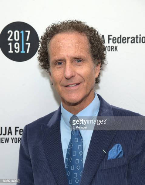 Daniel Glass attends the UJAFederation Of New York's 2017 Music Visionary Of The Year Award Luncheon at The Pierre Hotel on June 14 2017 in New York...