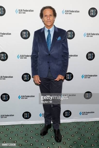 Daniel Glass attends the United Jewish Appeal Federation Of New York's 2017 Music Visionary Of The Year Award Luncheon at The Pierre Hotel on June 14...