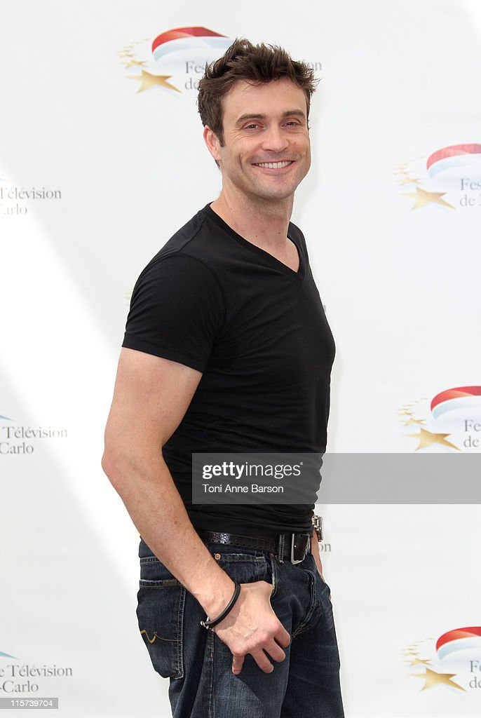 Daniel Goddard attends Photocall for 'The Young And The Restless' during the 51st Monte Carlo TV Festival on June 9, 2011 in Monaco, Monaco.