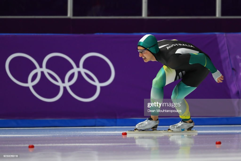 Speed Skating - Winter Olympics Day 14 : News Photo