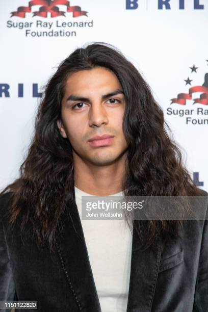 Daniel Gualajara attends Sugar Ray Leonard Foundation's 10th Annual 'Big Fighters Big Cause' Charity Boxing Night at The Beverly Hilton Hotel on May...