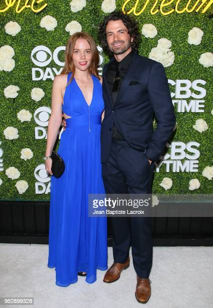 Daniel Hall attends the CBS Daytime Emmy After Party on April 29 2018 in Pasadena California
