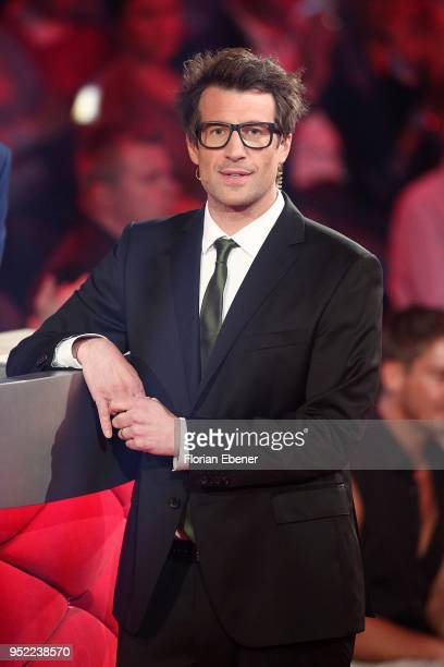 Daniel Hartwich during the 6th show of the 11th season of the television competition 'Let's Dance' on April 27 2018 in Cologne Germany